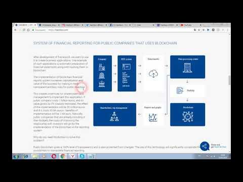 Hashbon - универсальная платформа для эффективного построения любых приложений или смарт-контрактов