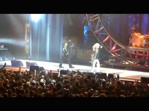 (Full Show) live Paris 2012. Znith 18 Juin.