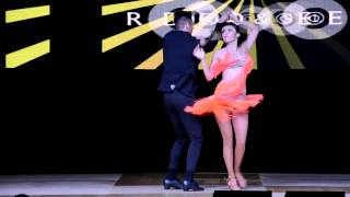 Rodrigo & Selene at Orlando Salsa Congress 2014
