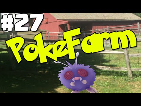 PokeFarm ! Visit to Stamford Museum & Nature Center part 1  | Pokemon Go Adventures #27