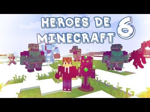 1 HORA DE HEROES EN DIRECTO!! - HEROES DE MINECRAFT #6 - Serie Mods Minecraft - sTaXx y LuzuGames