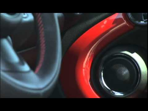 2012 MINI Coupe revealed - first official footage
