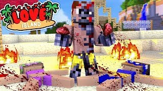 SCUBA STEVE BECOMES A ROBOT AND EATS LITTLE KELLY?! w/Little Carly (Minecraft Love Island).