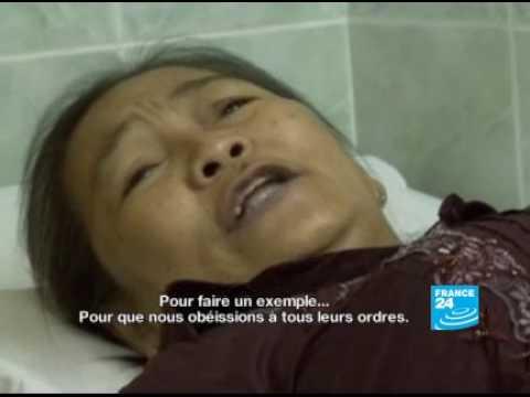 Les horreurs du régime Khmer rouge