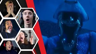 Let's Players Reaction To The Deadly Decadence Jumpscares   Dark Deception