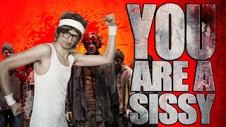 How to be Intimidating in a Zombie Apocalypse - Zombie Survival Guide