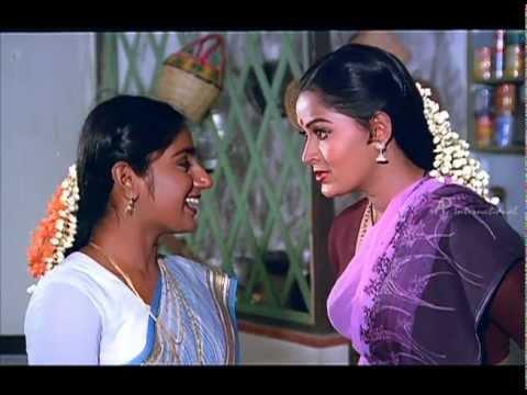 Mella Thiranthathu Kathavu - Radha Feels Jealous video