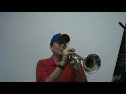 Just Squeeze Me (But Don't Tease Me) - by Duke Ellington & Lee Gaines, on Solo Trumpet