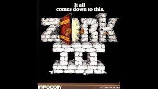 Zork III walkthrough (Apple II - Infocom)