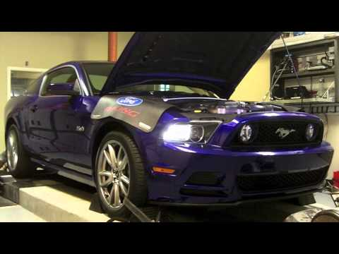 Stock 2013 Mustang GT Dyno | How To Save Money And Do It ...