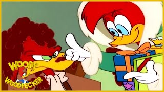 Woody Woodpecker ☃️Festivity Compilation🎄Christmas Special ☃️Kids Movies   Cartoons for Kids