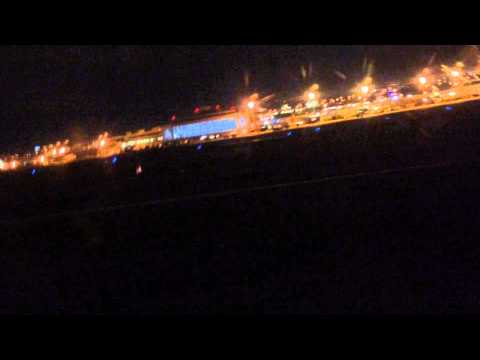 US Airways Canadair Regional Jet CRJ-200 Landing at Reagan Washington National Airport (DCA)