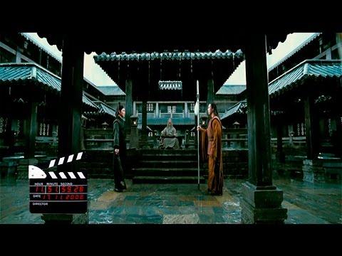 Отрывок из фильма Герой (2002), Fight scene
