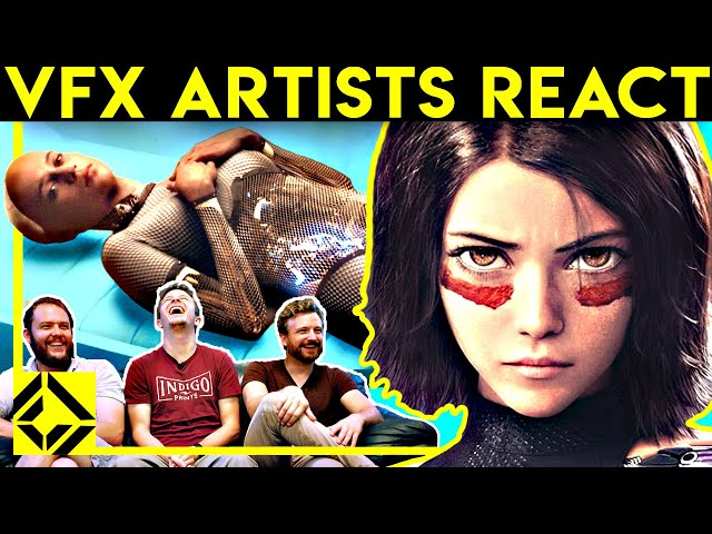 VFX Artists React to Bad & Great CGi 9 thumbnail