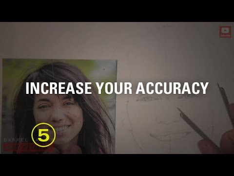 Increase the Accuracy of Your Drawings With a Simple Divider! (Drawing Accurately #3)