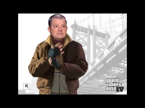 Opie and Anthony: Jim Norton plays GTA4