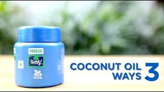 3 Winter Beauty Care Tips using Coconut Oil I Winter Home Care Tips   Indi In the City