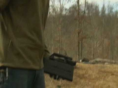 Magpul FMG9 (Folding Machine Gun) featured on Discovery Channel