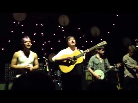 Where Are You Now - Mumford and Sons - Canberra