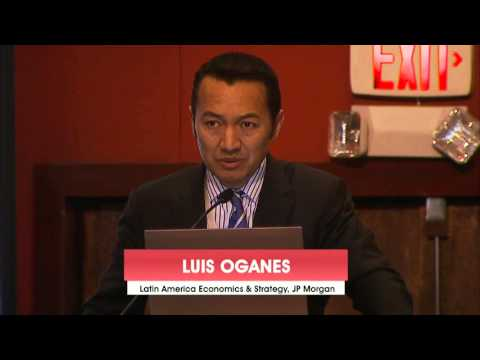 2013 Latin American Cities Conferences: Bogota - Colombia in the Eyes of Wall Street