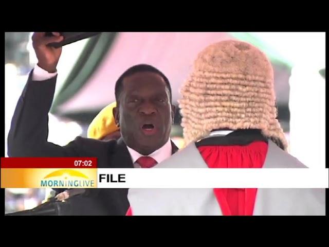 Mnangagwa dissolves his cabinet