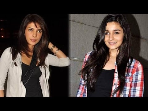 Priyanka Chopra Sues Producer, Alia Bhatt's Masti On The Sets And More video