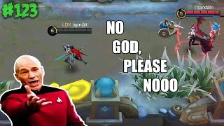 Mobile Legends WTF  Funny Moments Episode 123: No God, Please NOOO!