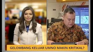 Gelombang keluar UMNO makin kritikal?