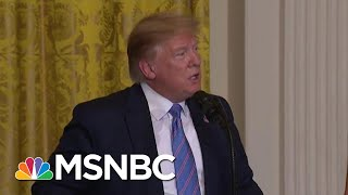 Former Trump Co-Worker: He's Obsessed With Scary Beauty   The Beat With Ari Melber   MSNBC