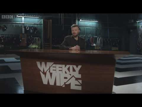 Watch me on TV because BBC iPlayer doesn't count! – Charlie Brooker's Weekly Wipe: Trailer – BBC Two