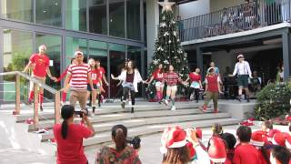Justin Bieber - Santa Claus is Coming To Town - ASB DANCE TEAM