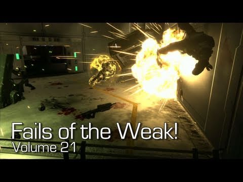 Halo: Reach - Fails of the Weak Volume 21 (Funny Halo Bloopers and Screw-Ups!)