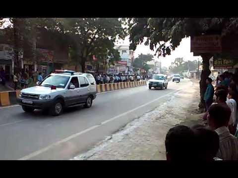 Narendra Modi Security Convoy pm Narendra Modi Convoy Kafila