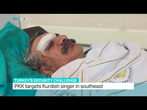 Kurdish singer attacked by PKK terrorists, Ali Mustafa reports from Istanbul