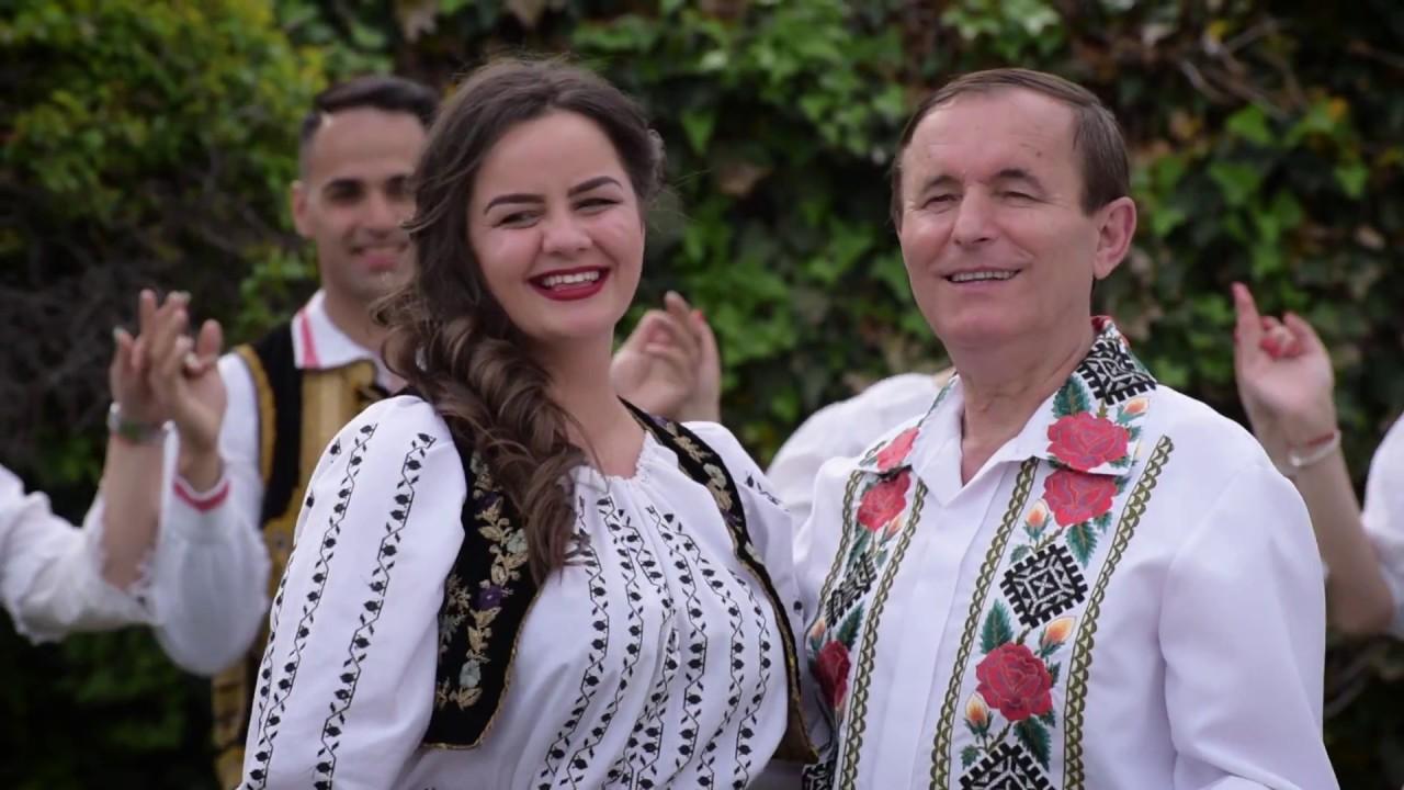 Simona Mates si Lele Craciunescu - Hai mindro la mine-n brate