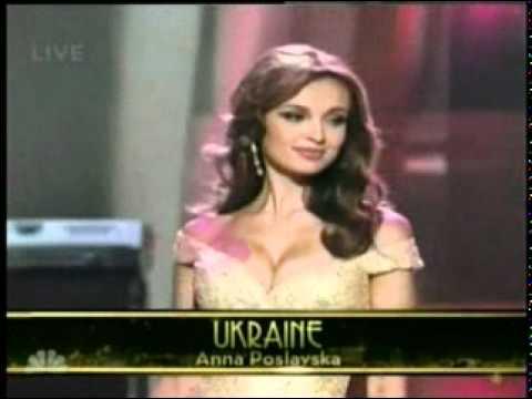 On the TOP: Fotos oficiales en Traje de gala Miss Universe