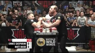 Matt Mask vs. Ermes Gasparini: WAL 505 (FULL MATCH)