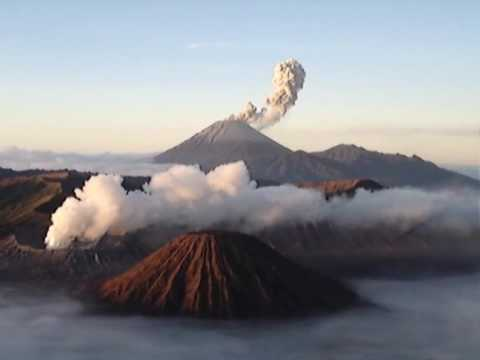 Bromo & Semeru Volcanoes Video