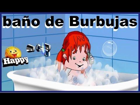 BAÑO DE BURBUJAS - canciones infantiles-Xilfy.com
