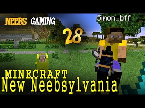 MINECRAFT: Two Nipples - New Neebsylvania 28