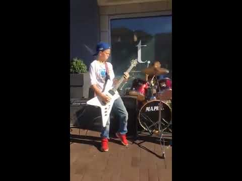 MetallicA cover by an awesome kids' band