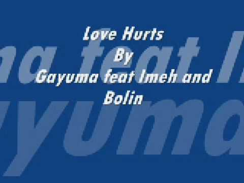 Pinoy Rap - Love Hurts video