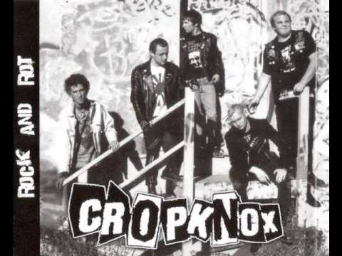 Cropknox - Just Cant Live