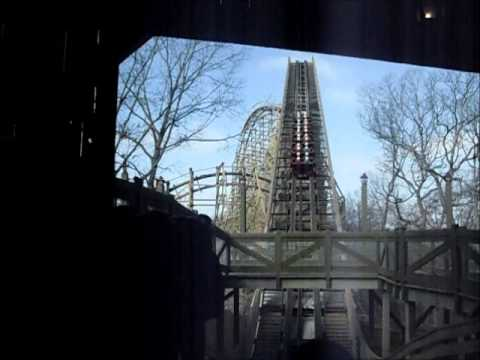 Outlaw Run Test run