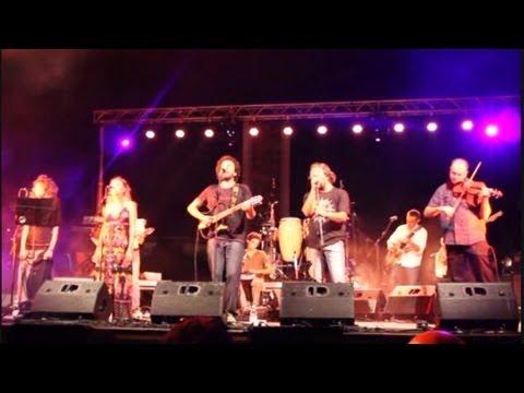 """SCIACUDDHUZZI """"Pizzica Melodica"""" – LIVE 2011 (Taranta, Pizzica, Italian World Music)"""
