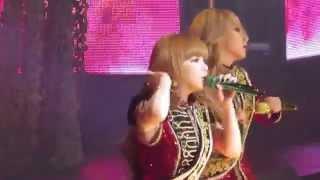 2NE1 AON in Guangzhou opening Crush and fire