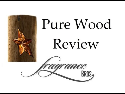 Thierry Mugler Pure Wood Review! Boner Jokes Ahead