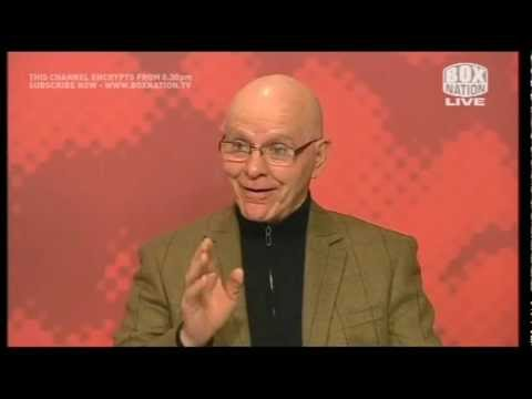 Bunce's Boxing Hour: Brendan Ingle Interview