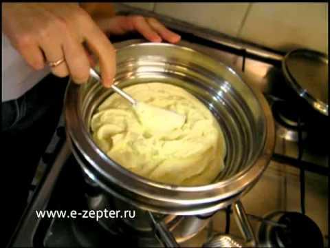 Домашний плавленый сыр / Homemade processed cheese