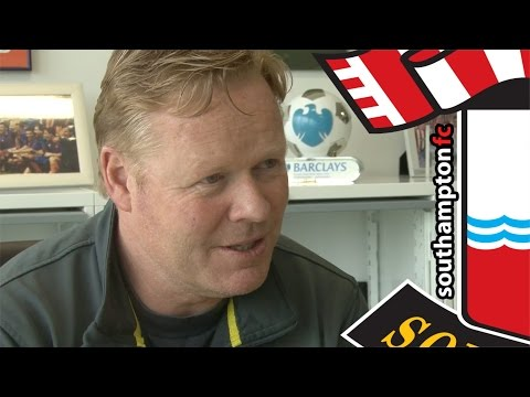 In the manager's office: Koeman reviews 2014/15 campaign